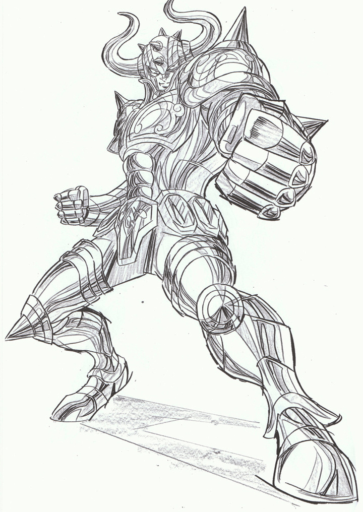 Ataurus Animetech